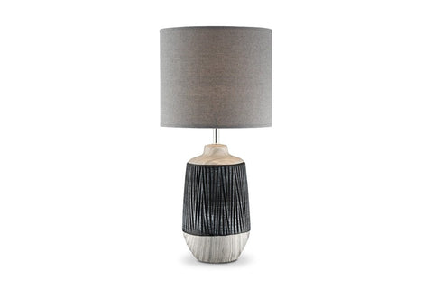Sage Table Lamp GREY BASE / GREY SHADE