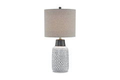 Scute Table Lamp