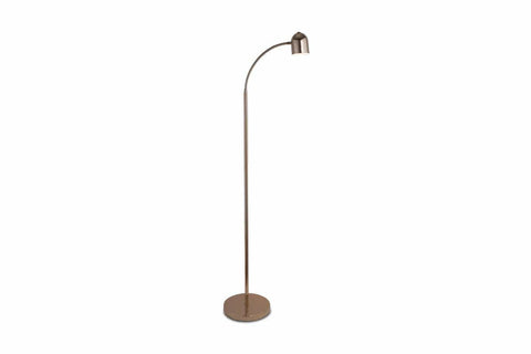 Watts Floor Lamp ANTIQUE BRASS
