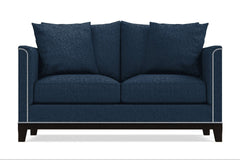 La Brea Apartment Size Sleeper Sofa :: Leg Finish: Espresso / Sleeper Option: Memory Foam Mattress