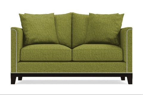 La Brea Loveseat :: Leg Finish: Espresso / Size: Loveseat - 60
