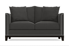 "La Brea Apartment Size Sofa :: Leg Finish: Espresso / Size: Apartment Size - 72""w"