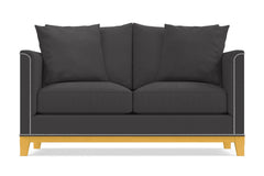 "La Brea Apartment Size Sofa :: Leg Finish: Natural / Size: Apartment Size - 72""w"