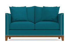 "La Brea Apartment Size Sofa :: Leg Finish: Pecan / Size: Apartment Size - 72""w"