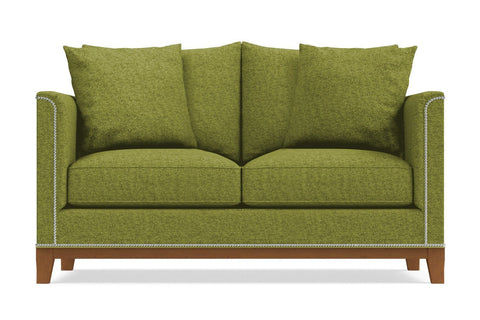 La Brea Loveseat :: Leg Finish: Pecan / Size: Loveseat - 60
