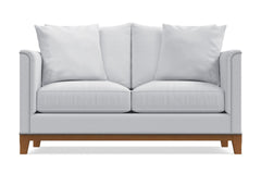 "La Brea Loveseat :: Leg Finish: Pecan / Size: Loveseat - 60""w"