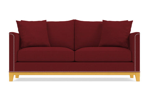 La Brea Sofa :: Leg Finish: Natural