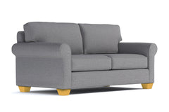 Lafayette Apartment Size Sleeper Sofa :: Leg Finish: Natural / Sleeper Option: Memory Foam Mattress