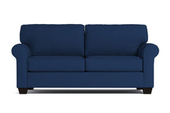 Lafayette Twin Size Sleeper Sofa :: Leg Finish: Espresso / Sleeper Option: Deluxe Innerspring Mattress