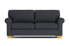 "Lafayette Apartment Size Sofa :: Leg Finish: Natural / Size: Apartment Size - 76""w"