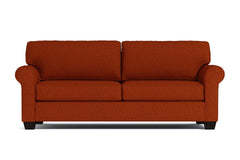Lafayette Queen Size Sleeper Sofa :: Leg Finish: Espresso / Sleeper Option: Memory Foam Mattress
