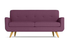 "Lawson Apartment Size Sofa :: Leg Finish: Natural / Size: Apartment Size - 68""w"