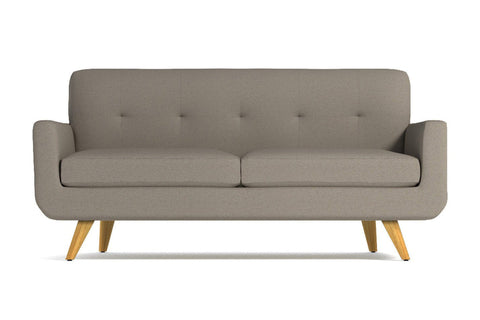 Lawson Loveseat :: Leg Finish: Natural / Size: Loveseat - 59