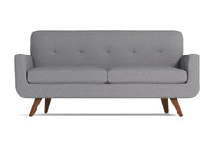 "Lawson Loveseat :: Leg Finish: Pecan / Size: Loveseat - 59""w"