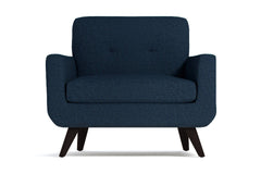 Lawson Chair :: Leg Finish: Espresso