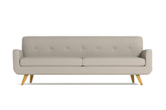 Lawson Sofa :: Leg Finish: Natural