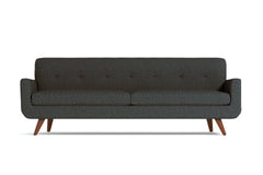 Lawson Sofa :: Leg Finish: Pecan