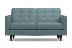 "Lexington Apartment Size Sofa :: Leg Finish: Espresso / Size: Apartment Size - 78""w"