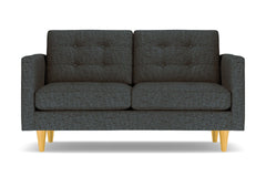 "Lexington Apartment Size Sofa :: Leg Finish: Natural / Size: Apartment Size - 78""w"