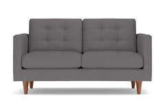 "Lexington Apartment Size Sofa :: Leg Finish: Pecan / Size: Apartment Size - 78""w"