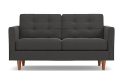 "Lexington Loveseat :: Leg Finish: Pecan / Size: Loveseat - 62""w"