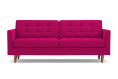 Lexington Sofa :: Leg Finish: Pecan