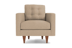Logan Chair :: Leg Finish: Pecan
