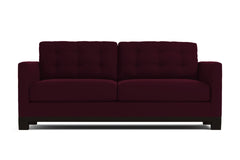 Logan Drive Twin Size Sleeper Sofa :: Leg Finish: Espresso / Sleeper Option: Deluxe Innerspring Mattress