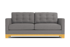 "Logan Drive Apartment Size Sofa :: Leg Finish: Natural / Size: Apartment Size - 68""w"