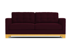 "Logan Drive Loveseat :: Leg Finish: Natural / Size: Loveseat - 54""w"