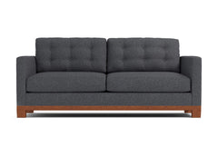 "Logan Drive Apartment Size Sofa :: Leg Finish: Pecan / Size: Apartment Size - 68""w"