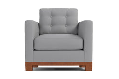Logan Drive Chair :: Leg Finish: Pecan