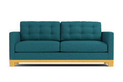 Logan Drive Sofa :: Leg Finish: Natural
