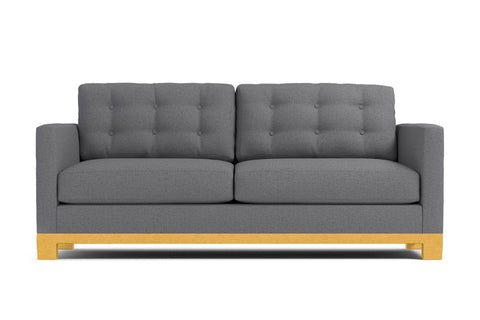 Logan Drive Queen Size Sleeper Sofa :: Leg Finish: Natural / Sleeper Option: Deluxe Innerspring Mattress
