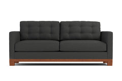 Logan Drive Sofa :: Leg Finish: Pecan