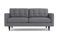 "Logan Loveseat :: Leg Finish: Espresso / Size: Loveseat - 54""w"