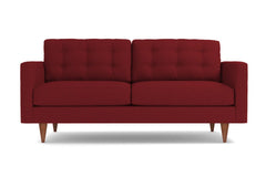 Logan Sofa :: Leg Finish: Pecan