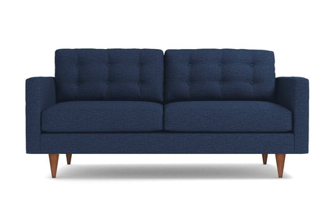 Logan Loveseat :: Leg Finish: Pecan / Size: Loveseat - 54