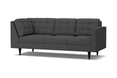 Logan Right Arm Return Sofa :: Leg Finish: Espresso / Configuration: RAF - Chaise on the Right