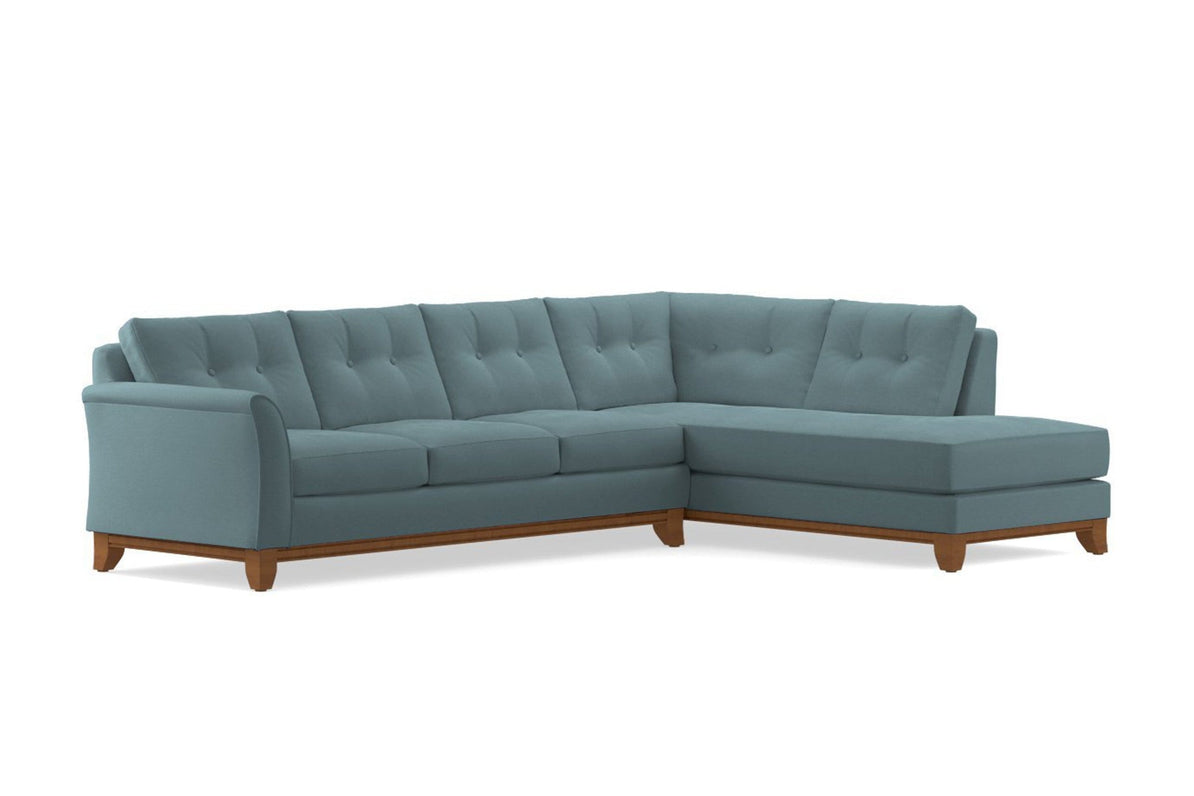 Marco 2pc Sectional Sofa - Choice of Fabrics - Apt2B