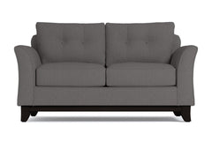 Marco Apartment Size Sleeper Sofa :: Leg Finish: Espresso / Sleeper Option: Deluxe Innerspring Mattress