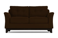 "Marco Loveseat :: Leg Finish: Espresso / Size: Loveseat - 60""w"