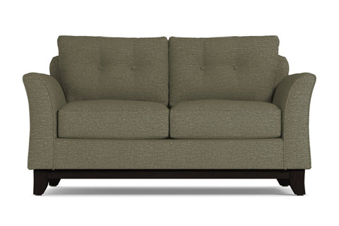Marco Loveseat :: Leg Finish: Espresso / Size: Loveseat - 60