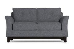 Marco Apartment Size Sleeper Sofa :: Leg Finish: Espresso / Sleeper Option: Memory Foam Mattress