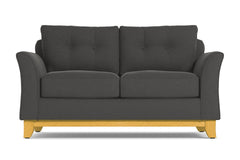 "Marco Apartment Size Sofa :: Leg Finish: Natural / Size: Apartment Size - 74""w"