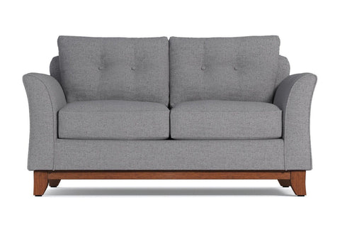 Marco Apartment Size Sofa :: Leg Finish: Pecan / Size: Apartment Size - 74