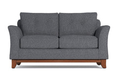 "Marco Apartment Size Sofa :: Leg Finish: Pecan / Size: Apartment Size - 74""w"