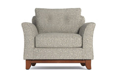 Marco Chair :: Leg Finish: Pecan