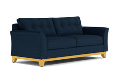 Marco Queen Size Sleeper Sofa :: Leg Finish: Natural / Sleeper Option: Memory Foam Mattress
