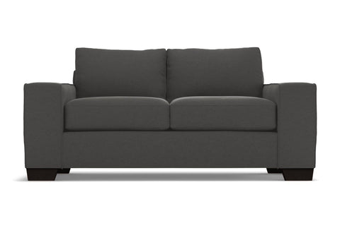 Melrose Loveseat :: Leg Finish: Espresso / Size: Loveseat - 68